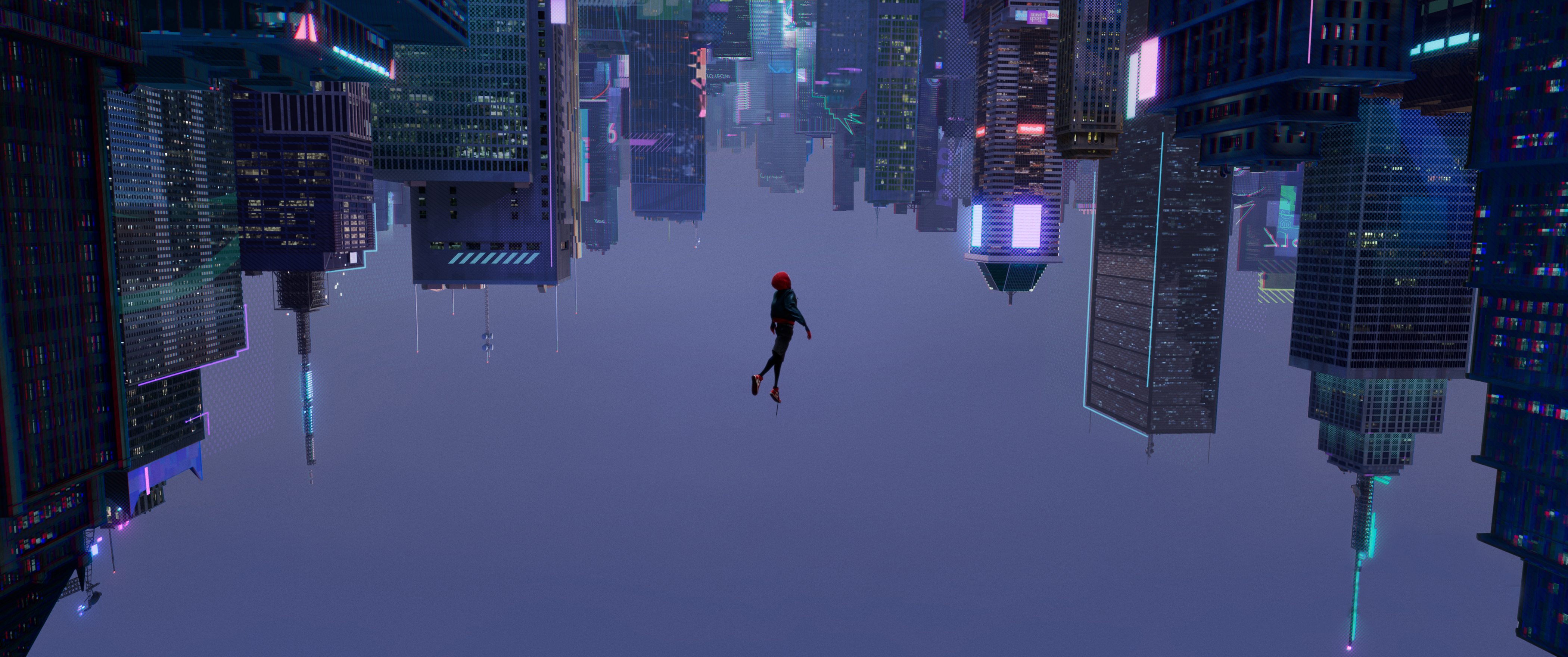 "Into the Spider-Verse"" Is Comic Book Perfection 
