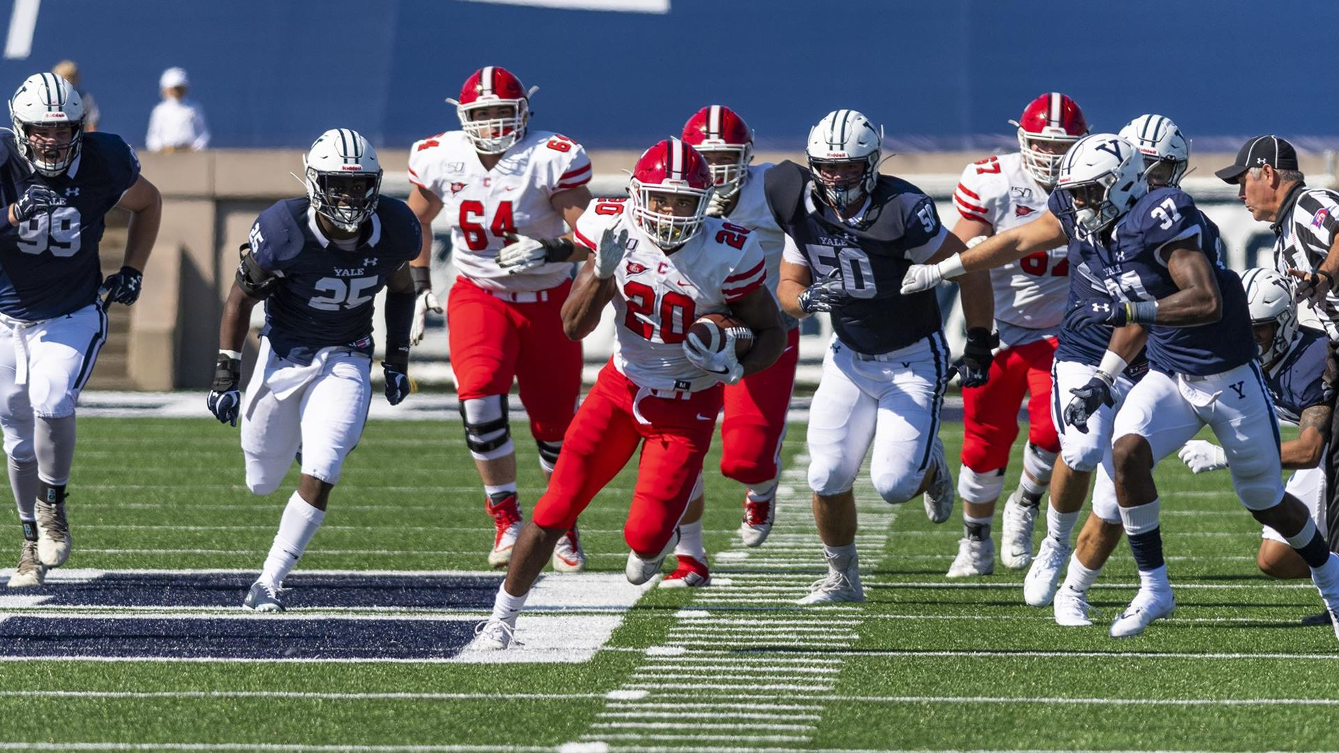 Football Notebook Cornell Slips To Yale In Ivy Opener The Cornell Daily Sun