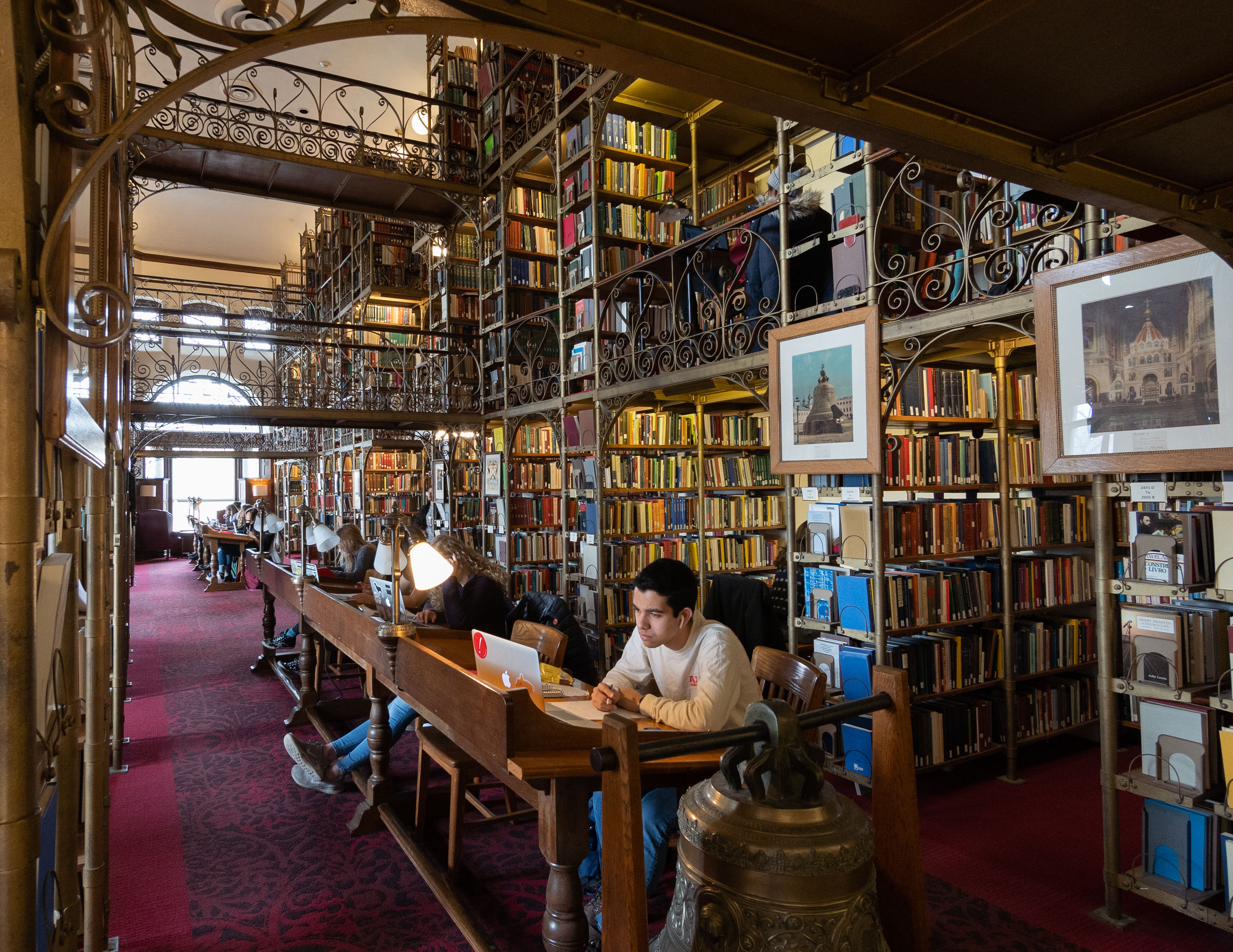 A Silver Lining Cornell S Library Transformation And Hard Work The Cornell Daily Sun